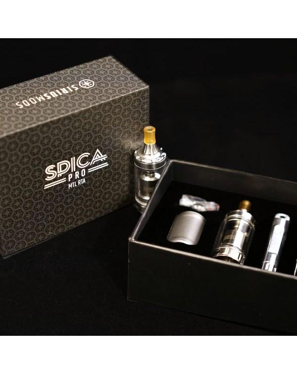 Spica Pro MTL RTA Atomizer